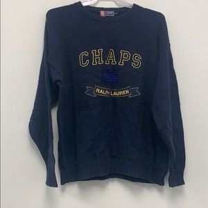 Chaps Ralph Lauren Crewneck/ Sweater